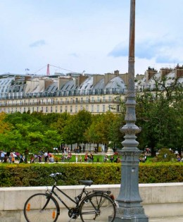 Tuileries Bicycle
