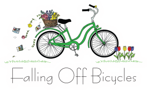 Falling Off Bicycles logo