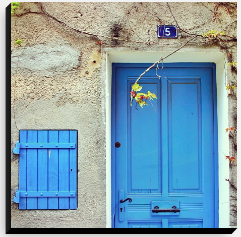 Provence blue