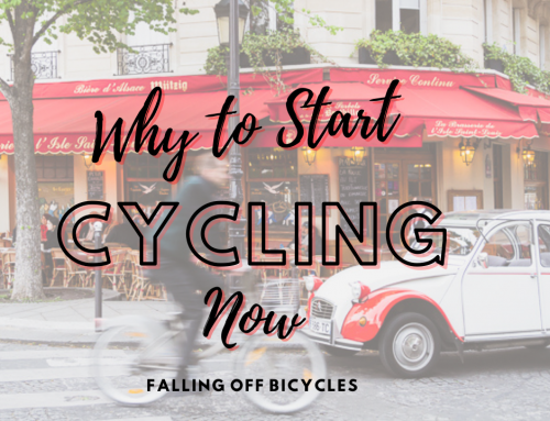 🚲 Why to Start Cycling Now 🚲