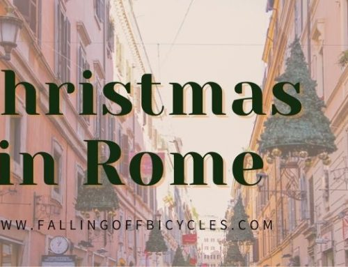 🎄 Christmastime in Rome 🇮🇹