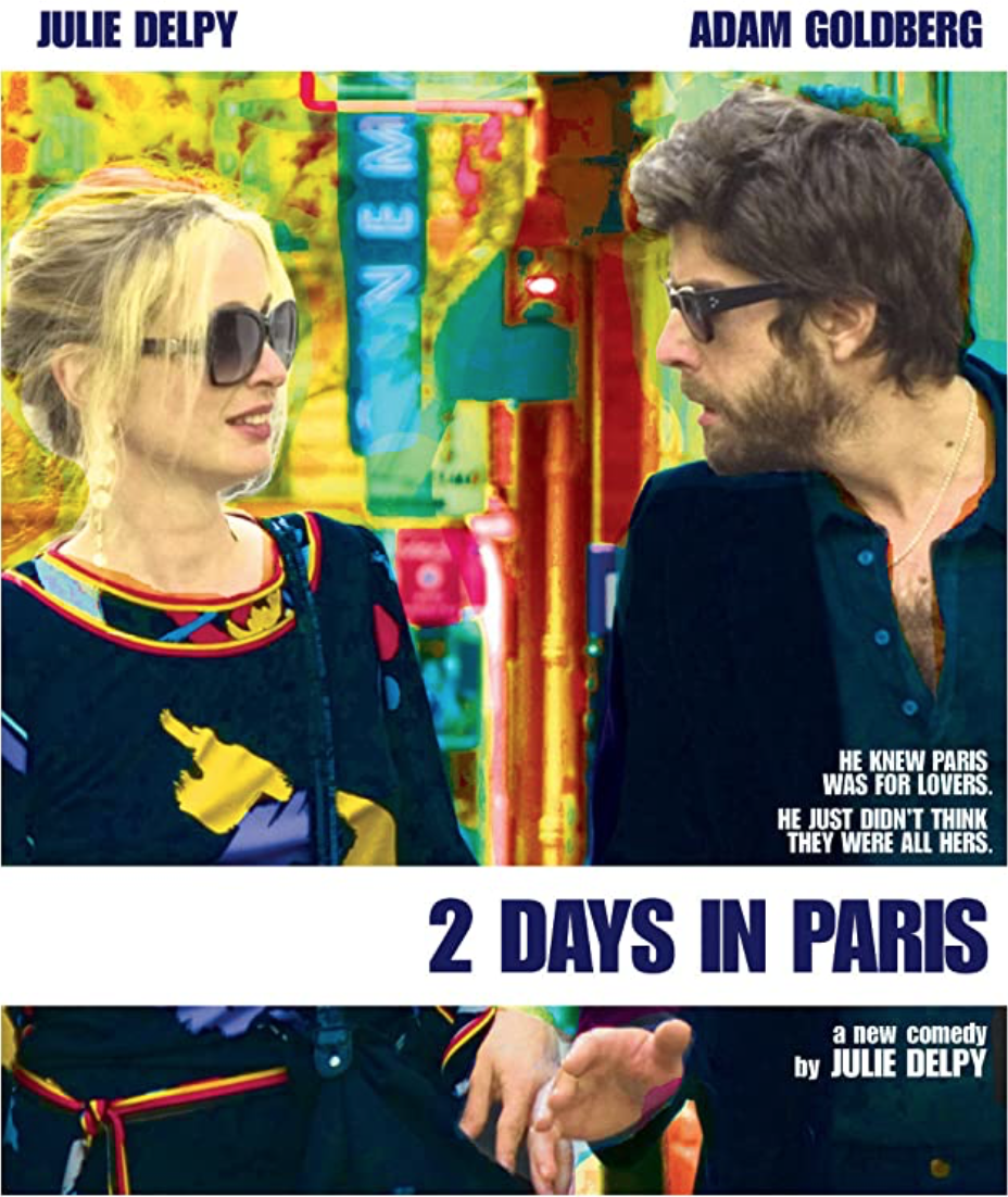 Movies on France, French blog, France blog, Paris blog, Before Sunset, Paris movie, Julie Delpy, Ethan Hawke