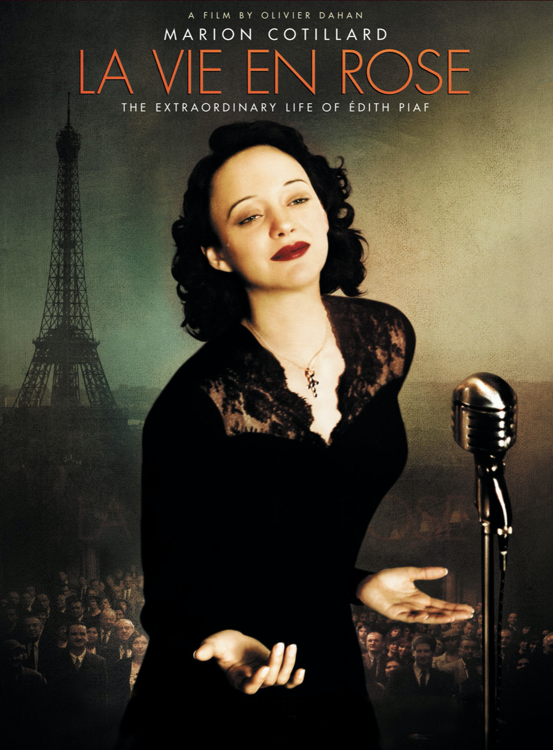 movies on France, French blog, France blog, Paris blog, Edith Piaf, La mome